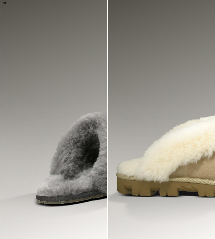 botas de nieve imitacion ugg